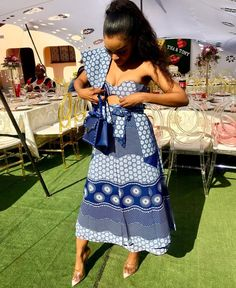 African Print Dresses, African Dress, African Traditional Wear, Mom In Law, Shweshwe Dresses, African Fashion, Special Events, Bride, Summer Dresses