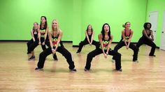 "(HOT Z Team) ""Good Morning"" Mandisa Christian Dance Fitness"