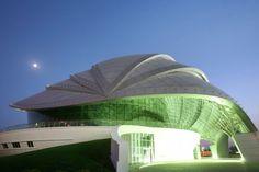 The desing Institute of Civil Engineering & Architecture Dalian China