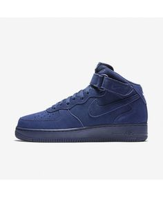 official photos 0c45b affcc Nike Air Force 1 Mid 07 Binary Blue White Mens Shoes Off Clearance Sale.