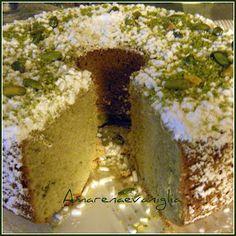 Amarenaevaniglia: Chiffon Cake al Pistacchio