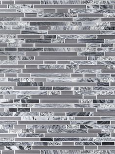 Gray Gl Marble Backsplash Tile Is The Mix Of Light And Dark Give This Mosaic A Wonderful Level Depth