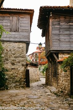 The charming town of Nessebar, Bulgaria