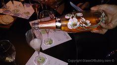 Rose vintage #Champagne #PerrierJouet.