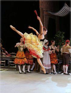 Ekaterina Krysanova as Kitri - Bolshoi - Don Quixote