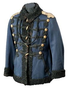 Austrian Cavalry Officer's Hussar Jacket