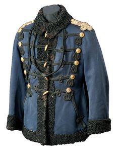 Austrian Cavalry Officer's Hussar Jacket