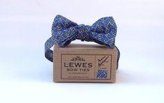 Lewes Bow Ties at www.dinamalkova.com - £25