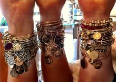 Alex and Ani @Erin Conner Adams look at those paths of life....WTF
