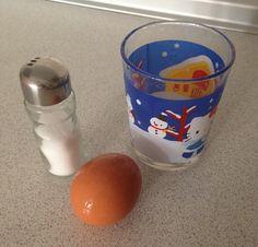 El maletin de Diana: Como saber si un huevo está en mal estado sin tene...