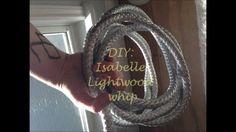 DIY Isabelle Lightwood whip