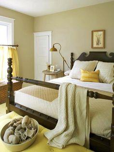 bedroom - possible colors?