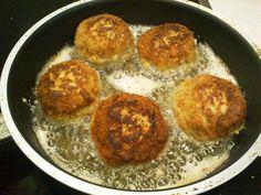 Dzikowiec od kuchni: Co zrobić z mięsa z rosołu? Kotlety!!!