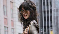 ¡El flequillo está de moda! Diez claves para llevarlo | lexicon of style by alexandra dieck
