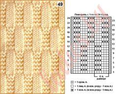 Плетива модел с игли (подбор) / Плетива / втора улица