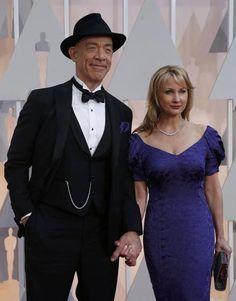 "Oscars - Stars auf dem roten Teppich: J.K.-Simmons - er gewann den Oscar als bester Nebendarsteller in dem Film ""Whiplash"".  (Bild: APA)"