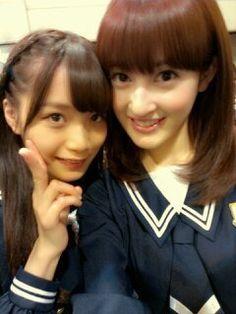 乃木坂46 (nogizaka46) Fukagawa Mai (深川麻衣) Miyazawa Seira (宮澤成良)
