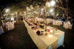 ditto - love this - Spanish Hacienda Outdoor Wedding Reception Hacienda Wedding, Woodsy Wedding, Outdoor Wedding Reception, Wedding Venue Decorations, Wedding Themes, Wedding Venues, Wedding Ideas, Barn Weddings, Wedding Stuff