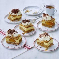Butterkeks-Schichtkuchen Rezept | LECKER