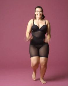 No matter how you move (or dance!), Honeylove sculptwear is guaranteed to never roll down. With targeted compression and booty-boosting panels, it's size-inclusive, moisture-wicking and eco-friendly. Experience the world's most effective shapewear! Curvy Girl Fashion, Look Fashion, Plus Size Fashion, 80s Fashion, Mode Outfits, Fashion Outfits, Womens Fashion, Fashion Show Themes, Athleisure