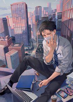 Boy chicas anime, anime boys, anime garçons, hot anime boy, manga b Anime Naruto, Manga Anime, Fanarts Anime, Manga Boy, Hot Anime Boy, Anime Boys, Cute Anime Guys, Anime Angel, Anime Cosplay