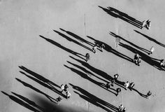 shadows of people by Kristin Risa on 500px