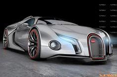Veyron concept.