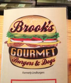 """Naples, FL   Brook's Gourmet Burgers & Dogs -- Listed as Food Network's """"Diners, Drive-Ins and Dives"""" Top 10 Burger Joints in the U.S -- No. 6"""