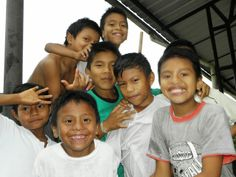 Ecuador Joannan silmin - Ecuador in my eyes: Kingdom is about giving - A simple life