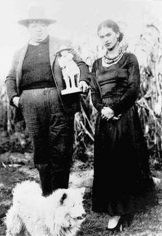 """Frida Kahlo & Diego Rivera ¡Qué historia de """"amor""""!"""