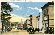 Montclair New Jersey History Photos - Bloomfield Av NJ Church Montclair New Jersey, U.s. States, History Photos, Historical Photos, The Past, Random, Historical Pictures, Usa, United States