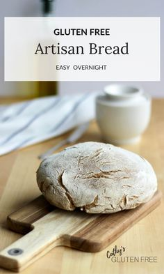 Artisan Bread for Restricted Diets   Gluten Free   Dairy Free   Nut Free   Soy Free   NIghtshade Free  CathysGlutenFree.com