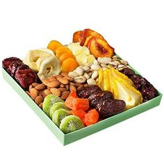 Holiday Nut and Dried Fruit Gift Basket