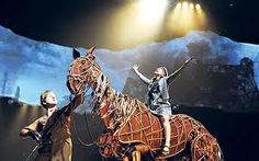 War Horse, which captured numerous Tonys last year, is a magnificent production. This highly theatrical play will capture your heart and stimulate your imagination. Read about it at http://allticketsinc.me/2012/06/19/brits-invade-broadway-with-musicals-and-plays/