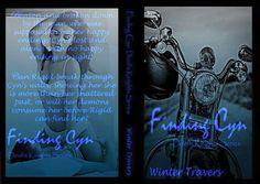 NEW RELEASE & GIVEAWAY: Finding Cyn (Devil's Knights, #2) by Winter Travers - #BadassBikerAlert - iScream Books