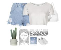 """Is There Somewhere//Halsey"" by thelonelyheartsclub ❤ liked on Polyvore featuring Topshop and FUCT"