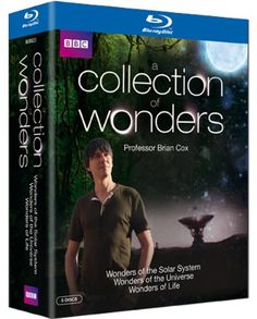 A Collection of Wonders Box Set (Wonders of the Solar System / Wonders of the Universe / Wonders of Life) [Blu-ray]