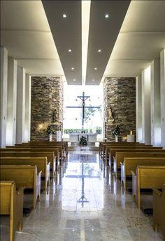 Sacred Architecture, Religious Architecture, Church Architecture, Interior Architecture, Church Interior Design, Church Stage Design, Altar Design, Hall Design, Crea Design