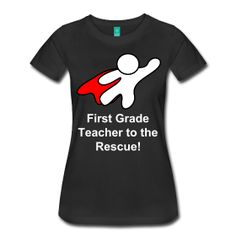 Cool teacher t shirt to kick off the new school year!