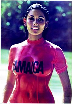 One of Jamaica's iconic tourism ads, dating back to 1972. #aboutJamaica #tourism #history