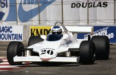 1981 GP USA (Long Beach) Fittipaldi F8C - Ford (Keijo Rosberg) Speed Racer, Formula One, Long Beach, Cars And Motorcycles, Race Cars, Ford, Racing, Emerson, History