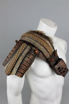 Post Apocalyptic Armor Mad Max Armor Road by WastedCouture