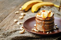 Zdravé banánové lívance – COOP Club