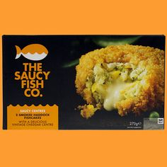 2 SMOKED HADDOCK FISHCAKES Bound together in a fluffy potato mash, protected by a lovingly-made outer golden crumb, smoked haddock and vintage cheese were destined to live happily ever after in the fishcake of their dreams…Click me to buy!