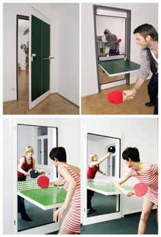Creative Ping Pong Door Combo