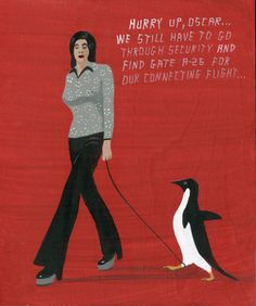 Outsider Art, Art Brut, Penguins, Html, Folk Art, Movies, Movie Posters, Ebay, Humorous Pictures