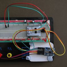 Figure 1: The ESP8266 is an inexpensive microcontroller with WiFi support.