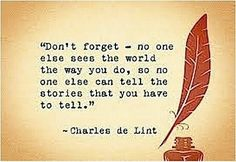 Charles de Lint quotes and captions including The thing with pretending you're in a good mood is; Book Quotes Love, Writer Quotes, Great Quotes, Me Quotes, Inspirational Quotes, Profound Quotes, Positive Quotes, Change Quotes, Family Quotes