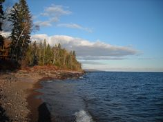 Been here a million times, but I always want to go back...North Shore of Lake Superior