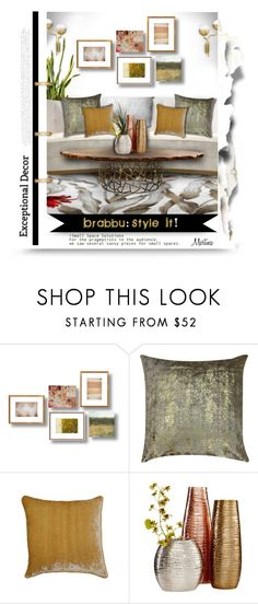 """Brabbu: Style It!"" by thewondersoffashion ❤ liked on Polyvore featuring interior, interiors, interior design, home, home decor, interior decorating, Simplydesignz, livingroom, interiordesign and Brabbu"